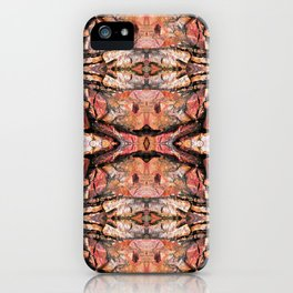 Red Red Rocks iPhone Case