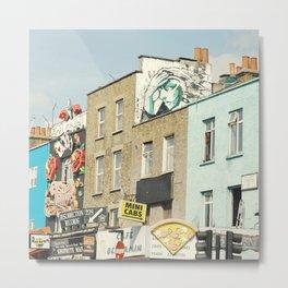 Camden Street Metal Print