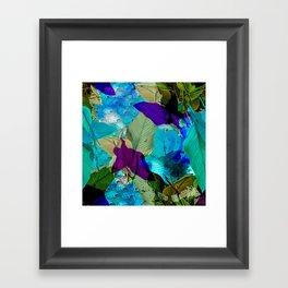 Peace and Joy Framed Art Print