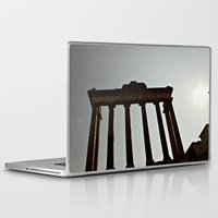 rome Laptop & iPad Skins featuring Rome by Dee Reimer