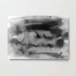 Melting peisage Metal Print