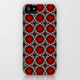 Manhattan 21 iPhone Case
