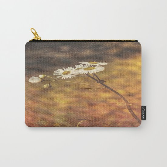 Don't Eat The Daisies Carry-All Pouch