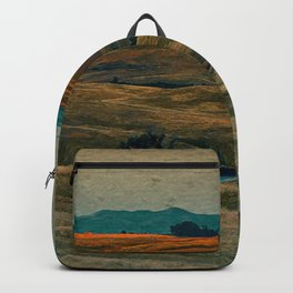 The Beauty of Nothing and Nowhere Backpack
