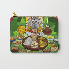 Hanuman's Meal Carry-All Pouch
