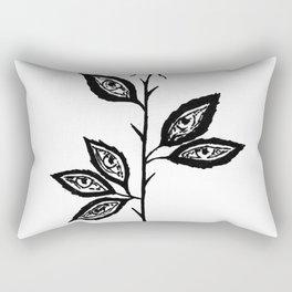 Eyes rose Rectangular Pillow