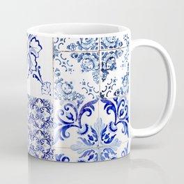 Azulejo VIII - Portuguese hand painted tiles Coffee Mug