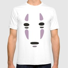 Spirited Away Mens Fitted Tee 2X-LARGE White
