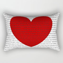 Country Love  Rectangular Pillow