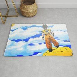 Goku Dragon BAll Rug