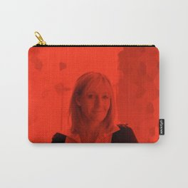 J.K Rowling - Celebrity (Photographic Art) Carry-All Pouch
