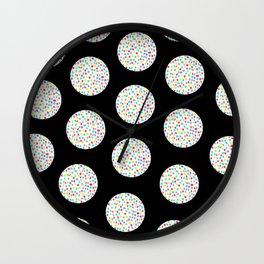 Sprinkles 06 Wall Clock