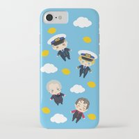 cabin pressure iPhone & iPod Cases featuring Cabin Pressure: The Lemon is With You by Le Bear Polar