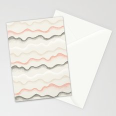 Retro Dotted Pattern 02 Stationery Cards