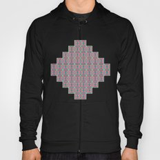 Connect the Dots Pattern Hoody