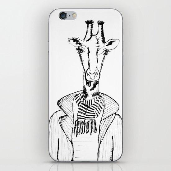 High Society iPhone & iPod Skin