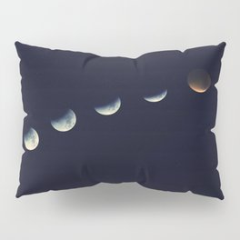 Moonlight Phases Pillow Sham