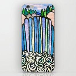 River Falls iPhone Skin