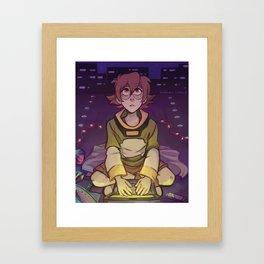 I Will Find You Framed Art Print