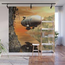 Zeppelin Wall Mural