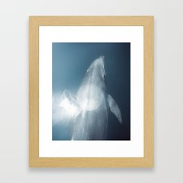 A Flare for this Sort of Thing Framed Art Print