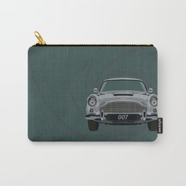 The 007 Car Carry-All Pouch