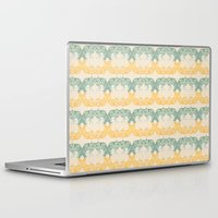 foxes Laptop & iPad Skins featuring Foxes by Akwaflorell