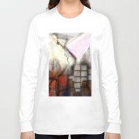 inspiration Long Sleeve T-shirts featuring Inspiration  by John Hansen