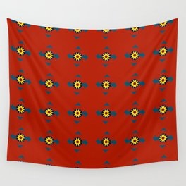 Sun in a Box Wall Tapestry