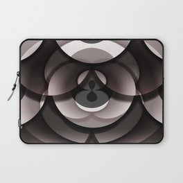 Overlay Doughnut Box Laptop Sleeve