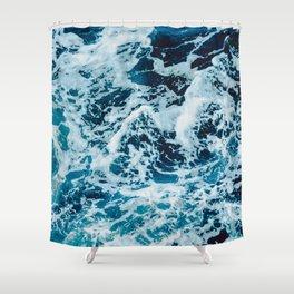 Lovely Seas Shower Curtain