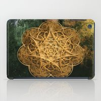 celtic iPad Cases featuring Celtic Gold by Lynn Bolt