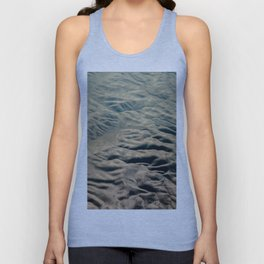 Amazing Earth - Wrinkled Mountains Unisex Tank Top