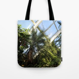 A taste of the tropics in Wisconsin Tote Bag