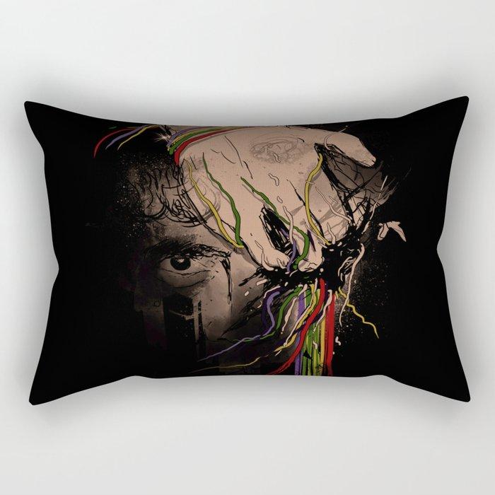 The Terror Rectangular Pillow