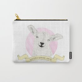 Craig - Haters gonna hate Carry-All Pouch