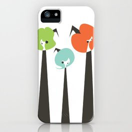 Three Witches Observe iPhone Case