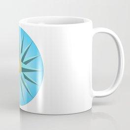 Mariners Compass Coffee Mug