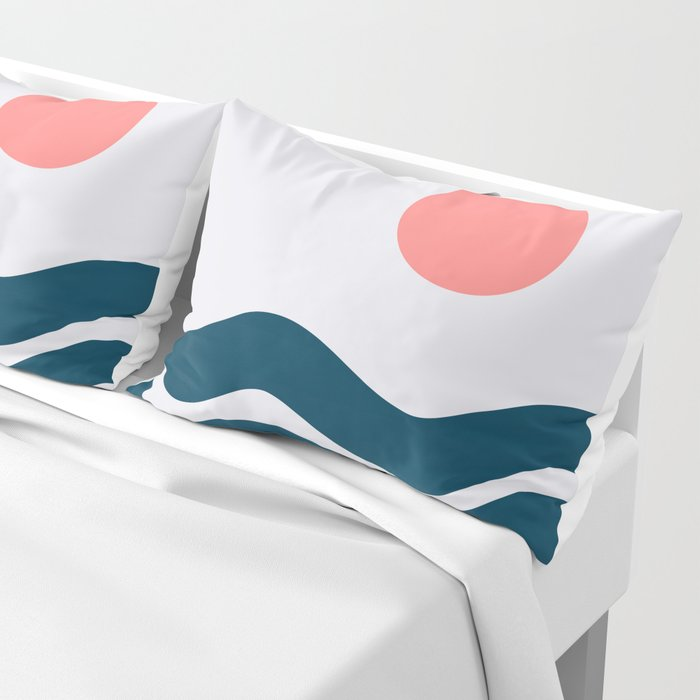 Nautical 06 No.1 Pillow Sham