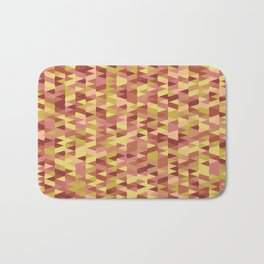 Pointy-Canyon colorway Bath Mat