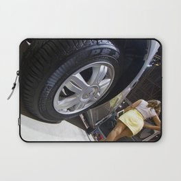 Renault Logan Expression Automatic Wheel Laptop Sleeve