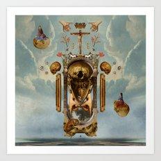 Coronation Art Print