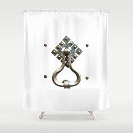 Firenze | Door Knocker Series Shower Curtain
