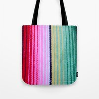 blanket Tote Bags featuring Blanket by John Lyman Photos