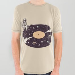 Cosmic Sound All Over Graphic Tee