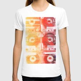 Cassette in group#exposure#film#effect T-shirt