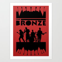 The Bronze Art Print