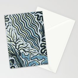OCEAN CRUST Stationery Cards