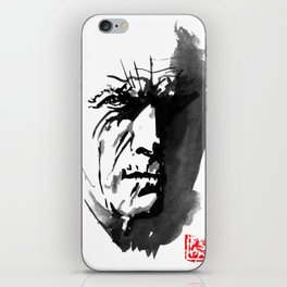 old clint iPhone Skin