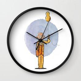 George Washington Carver Wall Clock